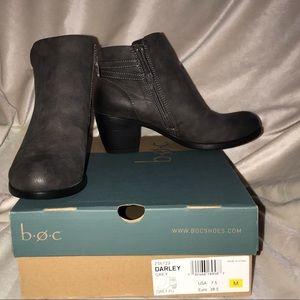 B.O.C Grey booties